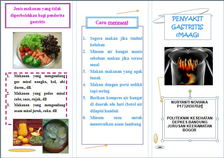 diet untuk asam lambung